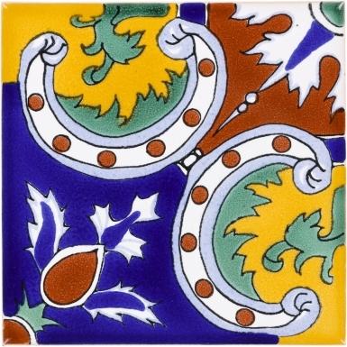 Greco 1 Terra Nova Mediterraneo Ceramic Tile