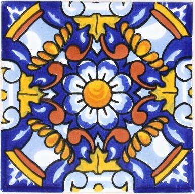 Murcia Terra Nova Mediterraneo Ceramic Tile