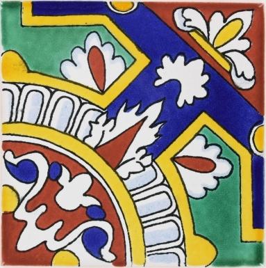Valladolid 1 Terra Nova Mediterraneo Ceramic Tile