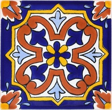 Villafranca 2 Terra Nova Mediterraneo Ceramic Tile