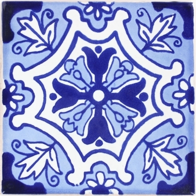 Salermo 1 Terra Nova Mediterraneo Ceramic Tile