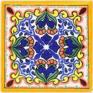 Alessandria Terra Nova Mediterraneo Ceramic Tile