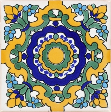 Placenza Terra Nova Mediterraneo Ceramic Tile