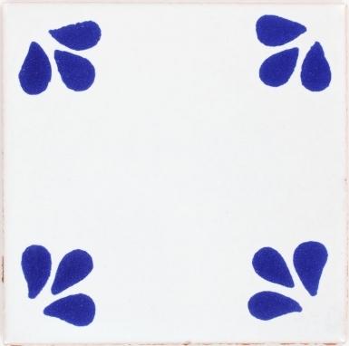 Blue Ville Terra Nova Mediterraneo Ceramic Tile