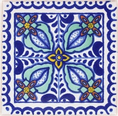 Zamora Terra Nova Mediterraneo Ceramic Tile