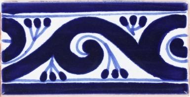 Ola Azul Terra Nova Mediterraneo Ceramic Tile