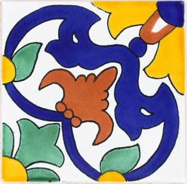 Carnaval Terra Nova Mediterraneo Ceramic Tile