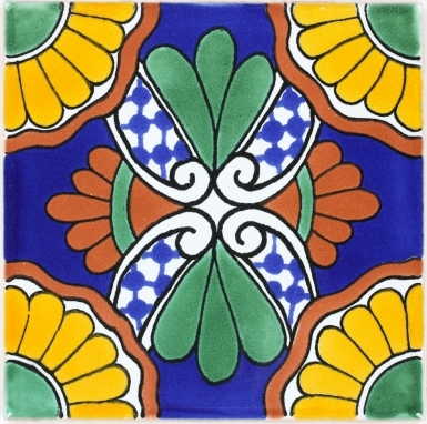 Xochitl Terra Nova Mediterraneo Ceramic Tile