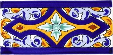 Monserrat 2 Terra Nova Mediterraneo Ceramic Tile