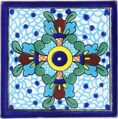 Capricho 2 Terra Nova Mediterraneo Ceramic Tile