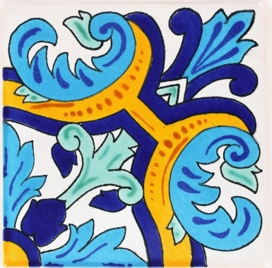 Quarter Eivissa Terra Nova Mediterraneo Ceramic Tile