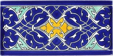 Tunisia Terra Nova Mediterraneo Ceramic Tile