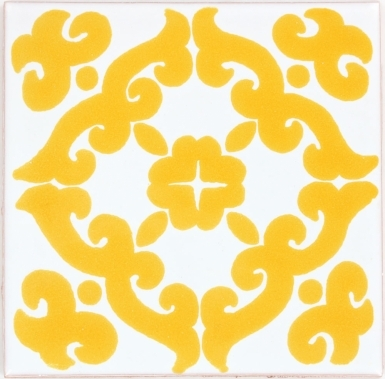 Squash Kiosco Terra Nova Mediterraneo Ceramic Tile