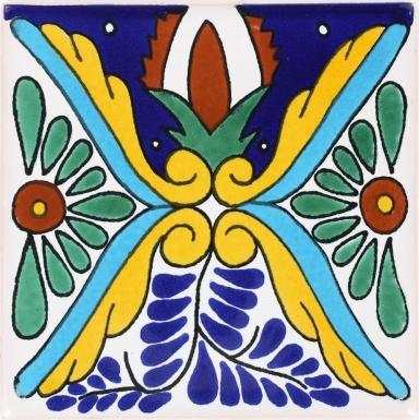 Jalapa Terra Nova Mediterraneo Ceramic Tile