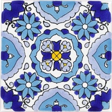 Iris Terra Nova Mediterraneo Ceramic Tile