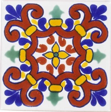 Dalia Terra Nova Mediterraneo Ceramic Tile
