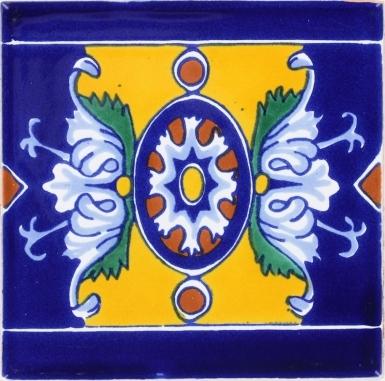 Romanesco Terra Nova Mediterraneo Ceramic Tile