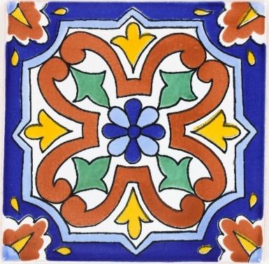 Villafranca 5 Terra Nova Mediterraneo Ceramic Tile