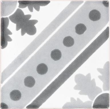 Pañuelo Gris 2 Terra Nova Mediterraneo Ceramic Tile
