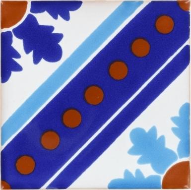 Pañuelo 4 Terra Nova Mediterraneo Ceramic Tile