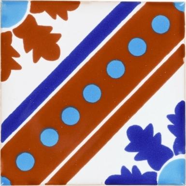Pañuelo 6 Terra Nova Mediterraneo Ceramic Tile
