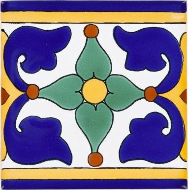 Alanis 2 Terra Nova Mediterraneo Ceramic Tile