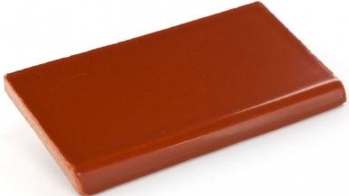 Surface Bullnose: Rust - Terra Nova Mediterraneo Ceramic Tile
