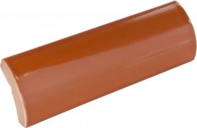Quarter Round: Rust - Terra Nova Mediterraneo Ceramic Tile