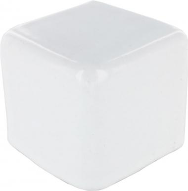 V-Cap Corner: Snow White - Terra Nova Mediterraneo Ceramic Tile