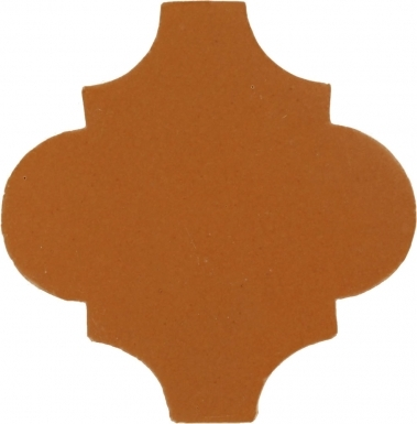 Toasted Chesnut Matte - Santa Barbara Andaluz Ceramic Tile