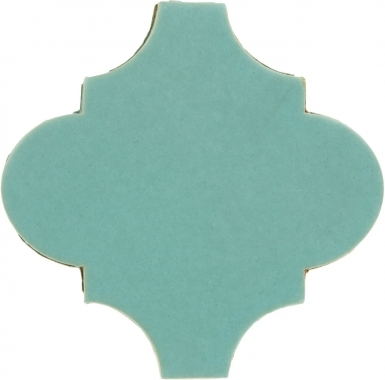Light Teal Matte - Santa Barbara Andaluz Ceramic Tile
