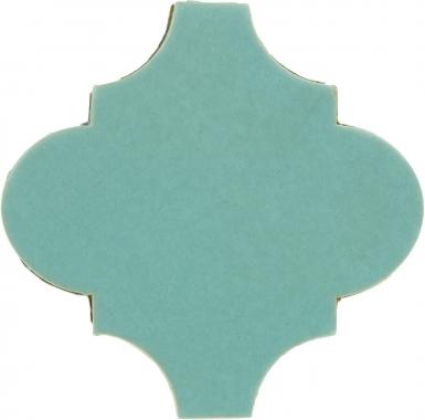 Light Teal Matte - Santa Barbara Andaluz Ceramic Tile