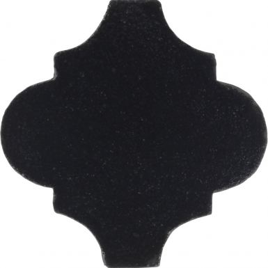 Andaluz Slate Black Low-Luster - Siena Ceramic Tile