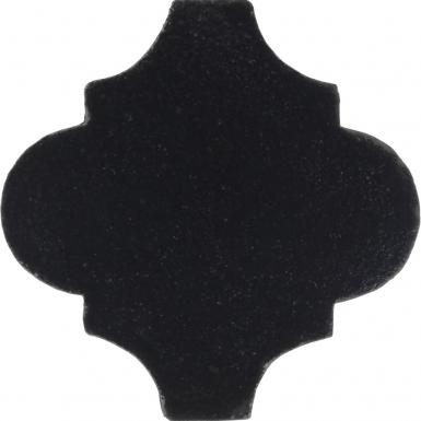 Andaluz Slate Black Low-Luster - Siena Ceramic Tile