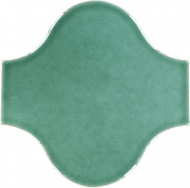 Light Green - Terra Nova Mediterraneo Morocco Ceramic Tile