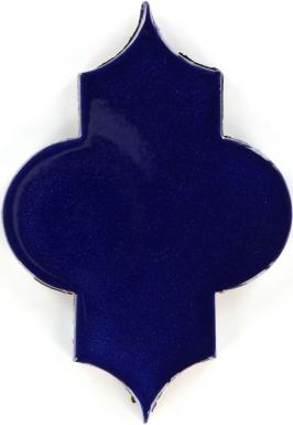 Cobalt Blue - Talavera Mamounia Ceramic Tile