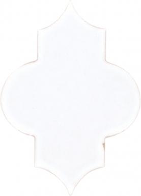 Snow White - Terra Nova Mediterraneo Mamounia Ceramic Tile