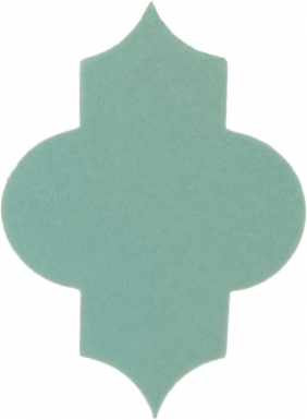 Light Teal Matte - Santa Barbara Mamounia Ceramic Tile