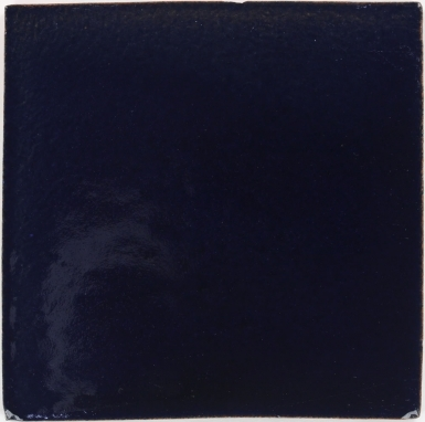Imperial Blue Gloss Handmade Siena Ceramic Tile