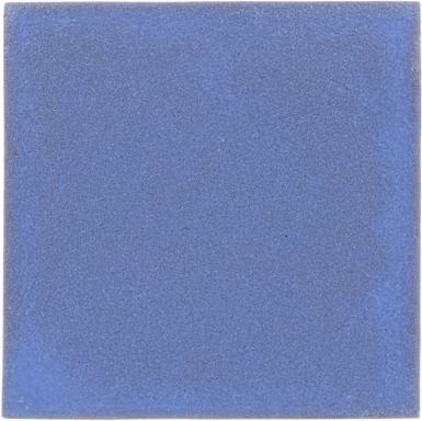 Light Indigo Blue Matte Handmade Siena Ceramic Tile