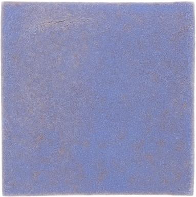 Light Indigo Blue Matte Handmade Siena Ceramic Tile