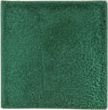 Emerald Gloss Handmade Siena Ceramic Tile