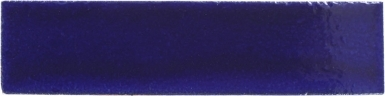 "2"" x 8"" Sapphire Blue Gloss - Tierra Brick High Fired Subway Tile"