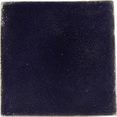 Ultra Dark Navy Gloss Handmade Siena Ceramic Tile