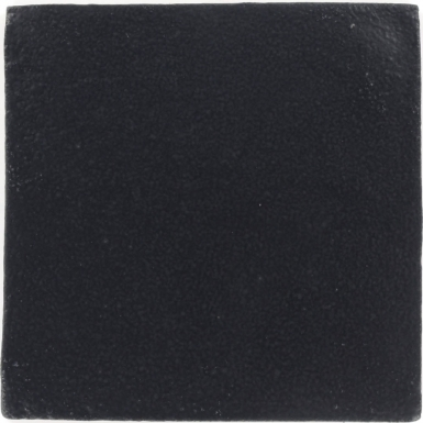 Slate Black Low-Luster Handmade Siena Ceramic Tile