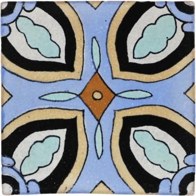 Montechiaro Handmade Siena Ceramic Tile