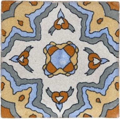 Rocco Handmade Siena Ceramic Tile