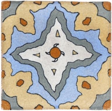 San Martino Handmade Siena Ceramic Tile