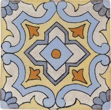 Pianella Handmade Siena Ceramic Tile