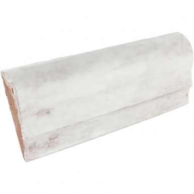 Chair Rail: Pearly Matte - Siena Ceramic Tile